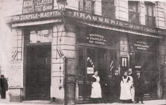 1920 brasserie