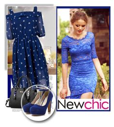 """""""NEWCHIC 4"""" by emily-5555 ❤ liked on Polyvore"""
