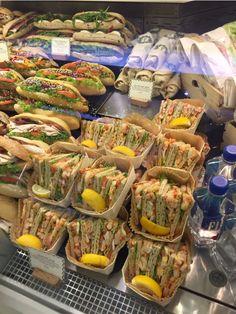 Sandwich Better Better – Cafe Menu – # Cafe Menu – Sandwich i… – Goodish Healthy Food Sandwich Bar, Roast Beef Sandwich, Sandwich Ideas, Menu Café, Cafe Menu, Deli Food, Cafe Food, Bistro Food, Cooking Recipes