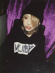 He looks kinda cute right here haha Meto | MEJIBRAY