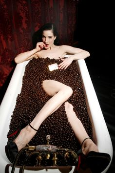 coffee with Dita