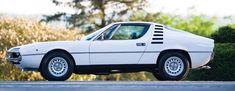 1973 Alfa Romeo Montreal Bertone #alfaromeomontreal