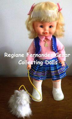 My Dolls Collection: Boneca Lalá e Lulu, Estrela, 1981