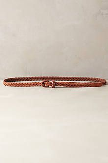 Braided belt Anthropologie