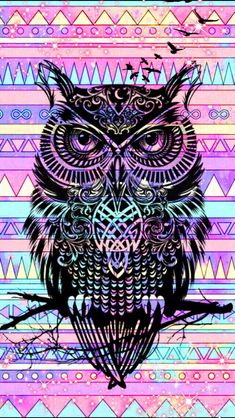 Owls Girly Galaxy Iphone Wallpapers Owl Jpg 236x418 Wallpaper Pink Pictures