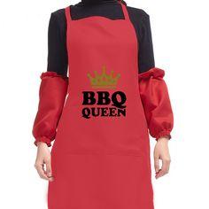 BBQ Queen Kithchen Protector Apron