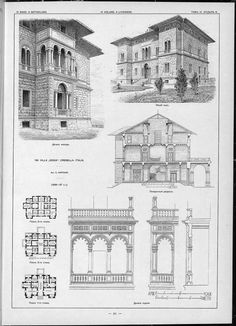 Architecture Houses Drawings bishop's palace, blois, france. | architectural plans and drawings