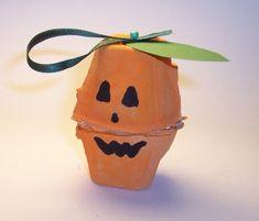 Lavoretti per Halloween: La zucca di Halloween