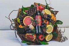 """132 Likes, 5 Comments - Букеты из овощей и фруктов (@ohmyborsch) on Instagram: """"Бодрящий и согревающий глинтвейн этим утром понедельника в Ваши ленты!С добрым утром! …"""""""