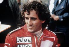 Alain Prost nació en Saint-Chamond, Francia, el #24febrero de 1955 ... #AutoBildMexico