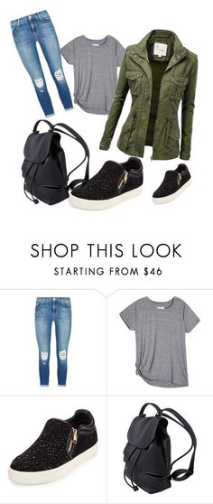 """today look"" by eta-zhaka on Polyvore featuring J Brand, J.TOMSON and Ash"
