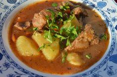 Добър апетит с Peych!: Яхния със свинско месо и картофи