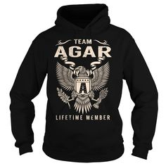 Team AGAR Lifetime Member - Last Name, Surname T-Shirt