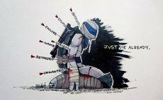 Make it Stop by kelly-drawsalot.deviantart.com on @DeviantArt