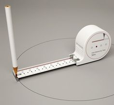 The Hole Measuring Tape by Sunghoon Jung