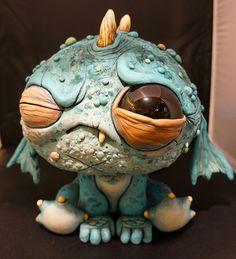 Chris Ryniak Baby Blewgle custom | Flickr - Photo Sharing!