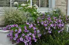 Just So Lovely: A Window Box Tutorial