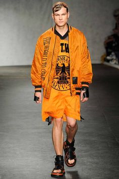 KTZ | Spring 2015 Menswear Collection | Style.com