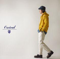 【楽天市場】ORCIVAL オーシバル/オーチバル VINTAGE FRENCH TERRY/ ダブルジップパーカー・rc-6552(全6色)(unisex):Crouka LR(クローカ エルアール)
