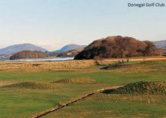 Donegal Golf Club, Donegal typical links