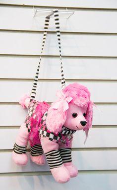 Sharing Happens • Pin a gift • Claire's • Bolsa para niña de perrita Q139.00