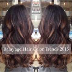 This is what I want done to my hair. I'm infatuated with this hair technique! caramel brown balayage hair with lighlights 2015 Brown Hair Balayage, Hair Color Balayage, Sombre Hair, Balayage Straight, Caramel Balayage, Bayalage, Straight Hair, Haircolor, Tips Belleza
