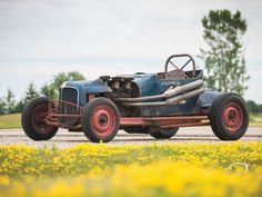 You Can Help This Vintage Dirt Track Hot Rod Race Again - Petrolicious