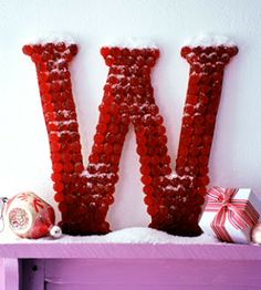 Mommy Buzz: Clever decorating with Cranberries