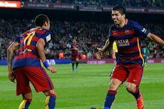 NeymarJr Y El Pistolero Suarez.