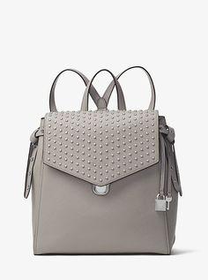 ef48cf8c98b8 Bristol Medium Studded Leather Backpack