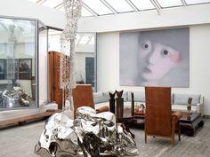 Elliott Barnes Interiors | Maison Galerie Paris 7e