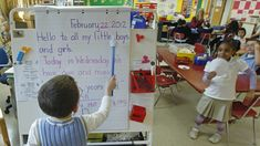 Image result for kindergarten learning in classroom