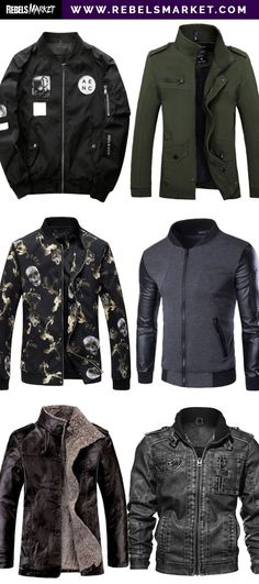 RebelsMarket - Shop Curated Alternative Clothing & Shoe Brands, All in One Place! Alternative Clothing Brand, Alternative Fashion, Motorcycle Jacket, Military Jacket, Rock Clothing, Rock Outfits, Brand Store, Shoe Brands, All In One