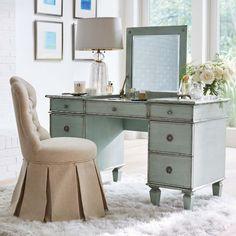 Alessandra Ultimate Vanity Frontgate
