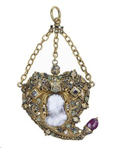 Jewelry of Mary, Queen of Scots