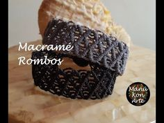 Darling Make Alphabet Friendship Bracelets Ideas. Wonderful Make Alphabet Friendship Bracelets Ideas. Jewelry Clasps, Macrame Jewelry, Macrame Bracelets, Micro Macramé, Making Jewelry For Beginners, Knitting Daily, Easy Crafts To Make, Embroidery Bracelets, Passementerie