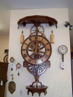 Grandfather Clocks Plus - Villon Limited Edition Clock by Landry ...