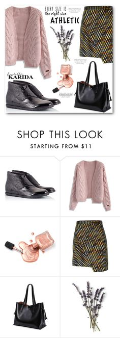 """""""FratelliKarida"""" by angelstar92 ❤ liked on Polyvore featuring Pedro García, Chicwish, MSGM, French Kiss, polyvoreeditorial, powerlook and FratelliKarida"""