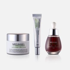 MIGUHARA Anti-wrinkle Set (cream, eye cream, ample) Special Discounts Skin care #Miguhara  *** Issued by the hyunkimkorea ^^  Available until the end of the year. Cosmetics discount 10% coupons !!  http://ebay.us/iO9CdO