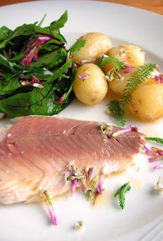 Herkkusuun lautasella-Ruokablogi: 5:2 paastoruokia