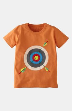 Mini Boden 'Summer Sports' T-Shirt (Toddler, Little Boys & Big Boys)
