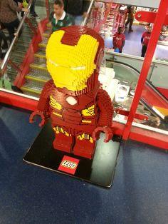 Hamleys Lego Iron Man