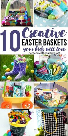 Tween easter basket ideas tween easter basket ideas basket 10 creative easter basket ideas your kids will love negle Choice Image