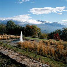 atelier des paysages bruel-delmar / les jardins en terrasse de charance à gap
