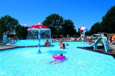 TopCamp Camp Hverringe - outdoor swimmingpool