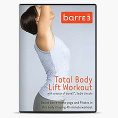 Total Body Lift Workout with Sadie Lincoln - 40 Minute DVD