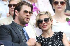 ~~Chris Hemsworth Photos - Day Thirteen: The Championships - Wimbledon 2014 - Zimbio~~