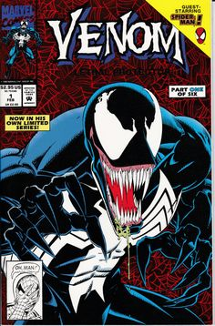 Venom Lethal Protector 1 February 1993 Issue  by ViewObscura
