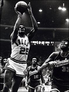 Chicago Bulls - Chet Walker : 1969-1975