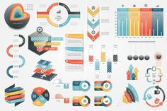 40% OFF Infographic Elements Bundle - Presentations - 4